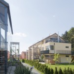 3 Mehrfamilienhäuser, 13 Wohneinheiten und 5 Reihenhäuser